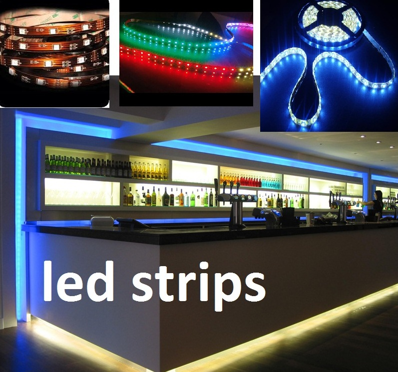 ledstrip set incl voeding compleet rgb 5 meter 36 watt led verlichting shop noodverlichting. Black Bedroom Furniture Sets. Home Design Ideas