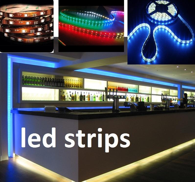 LEDstrips 12 volt outdoor - Led verlichting shop, noodverlichting