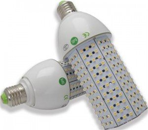 E27 corn light 30W 3000K Warm white