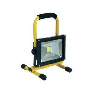 Tronix Floodlight | 20W | Warm White | Battery Model