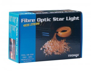 Tronix Fiber | FOSL100 Optic kit 20 Watt with 100 fibers