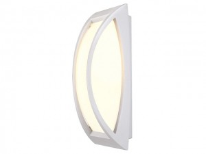 MERIDIAN 2, wand armatuur, zilvergrijs, E27 Energy Saver, max. 25W, IP54 (230444 | 310516)