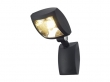 MERVALED wandlamp, antraciet, 12W LED, warm wit (232415)