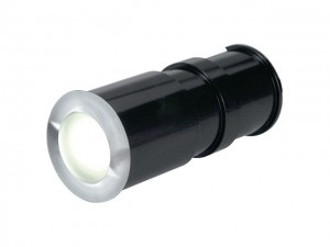POWER TRAIL-LITE ROND, inox 316, 1W LED, wit, IP67 (228331 | 309718)