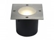 WETSY LED DISK 300 square edelst. 1xLED 2700K (230174 | 311494)