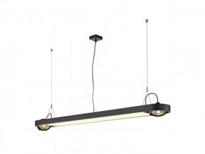 AIXLIGHT R Office T5 54W zwart (159110 | 313214)