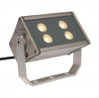 Floodlight 12W 24VDC Warm wit
