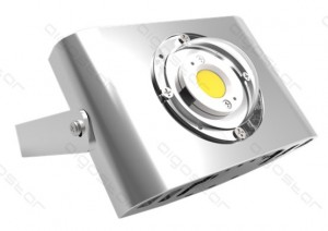 low budget led bouwlamp 10W