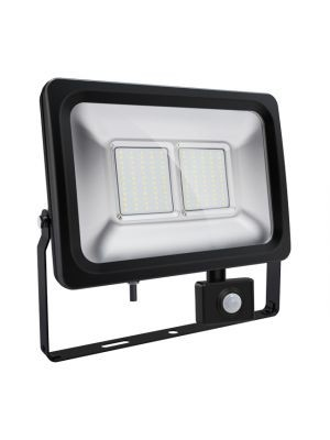 50W floodlight met sensor