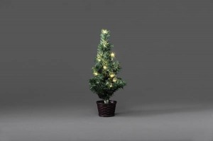 Tafeldecoratie Kerstboom Warm-wit LED