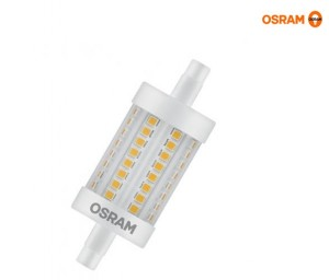 R7s ledlamp 78mm