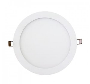 Down Light Flat | White | 224mm | 15W | TRI-White | Dimmable